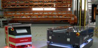 Wózki AGV - przyszłość tranportu