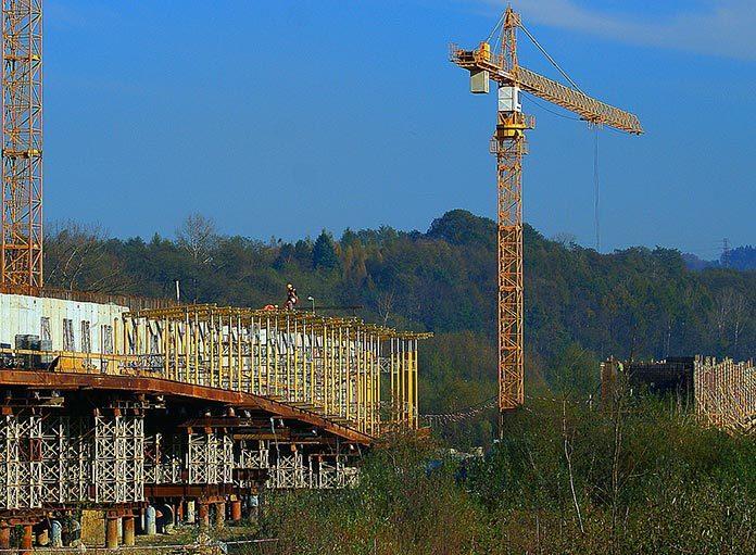 Najwyższe inwestycje budowlane w Polsce